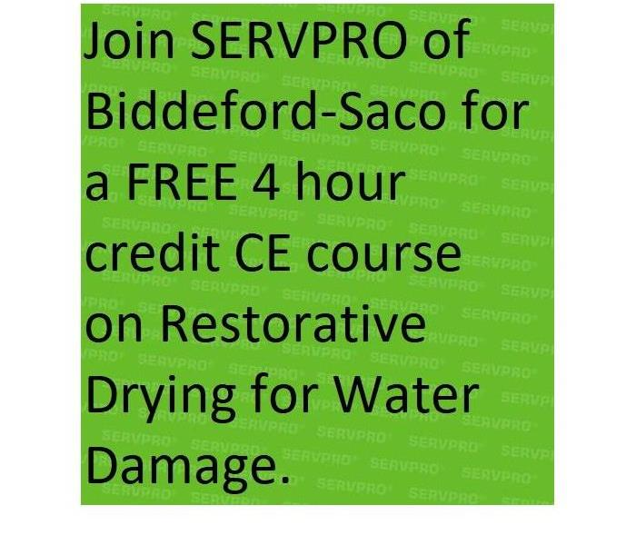 Community FREE CE Class for Insurance Adjusters!