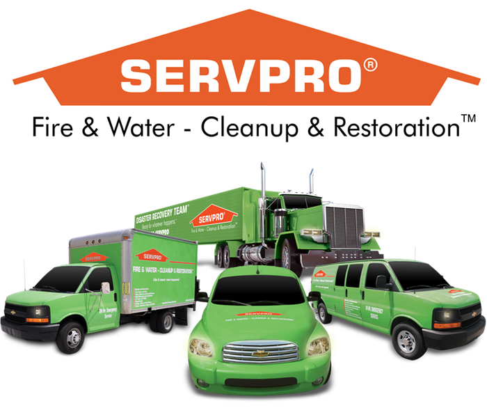 Storm Damage When Storms or Floods hit York County, SERVPRO is ready!